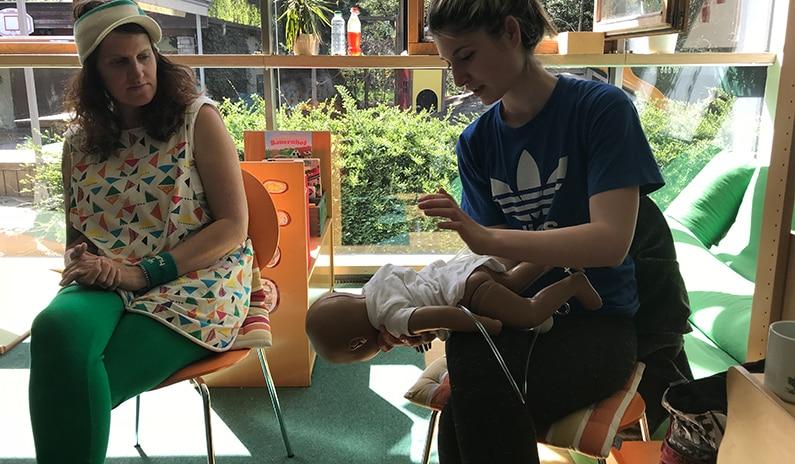 kleinkind erstickt